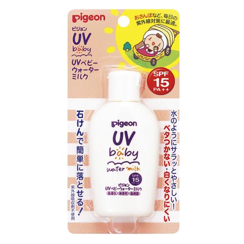 UVベビーウォーターミルクSPF15・PA++ 60g